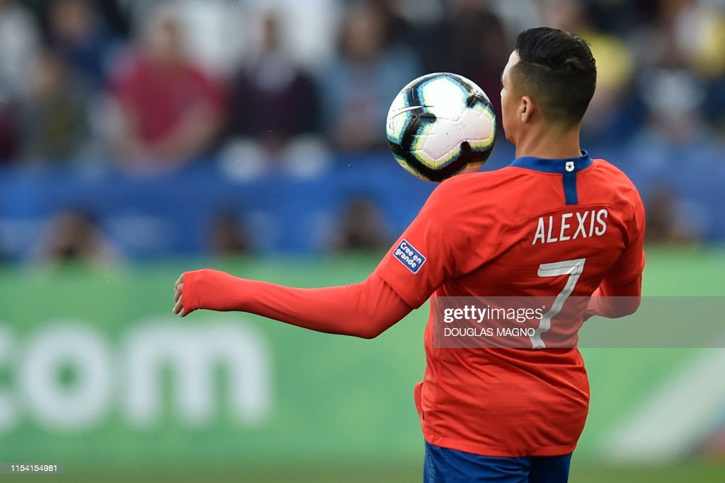 FBL-COPA AMERICA-2019-ARG-CHI : News Photo