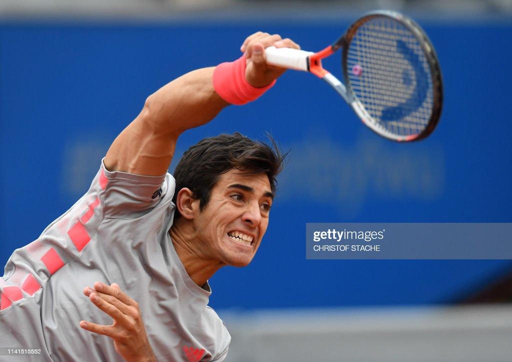 TENNIS-ATP-MUNICH : News Photo