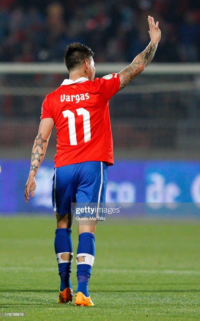 Chile v Venezuela - South American Qualifiers