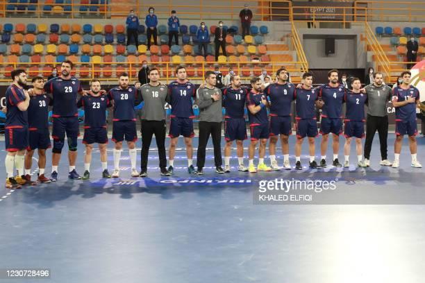 UNS: E4 v G4 - IHF Men's World Championships Handball 2021