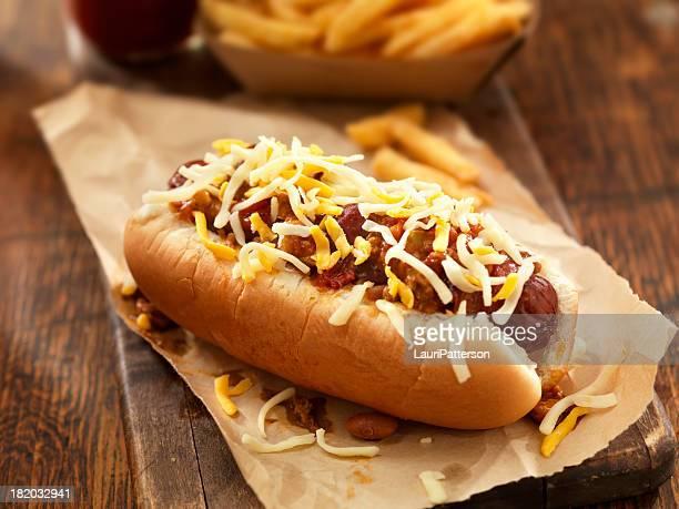 Chili-Cheese-Hotdog