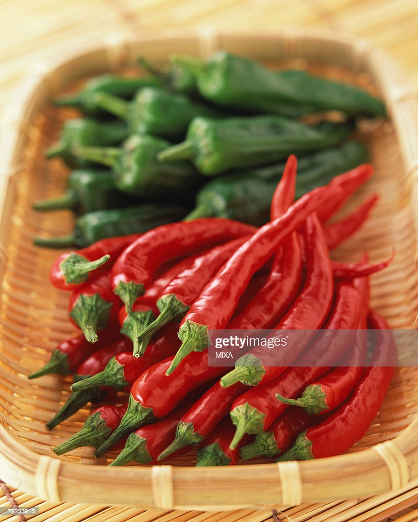 Chili Pepper : Stock Photo