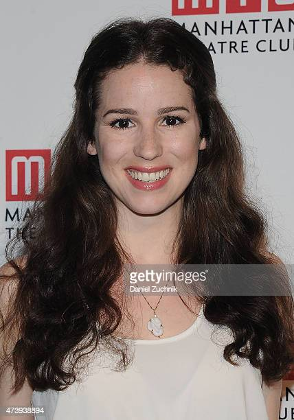 Chilina Kennedy attends the Manhattan Theatre Club's 2015 Spring Gala at Cipriani 42nd Street on May 18 2015 in New York City
