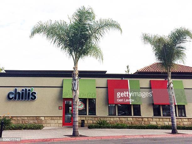Chili's storefront sign