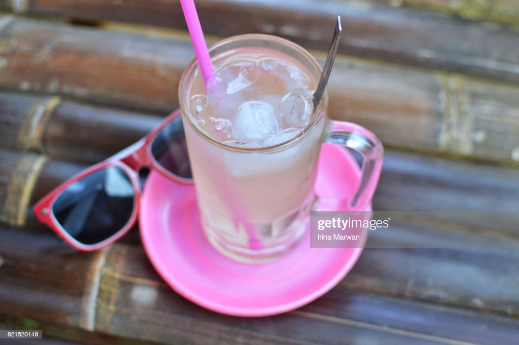 Chilled Coconut Water : Foto stock