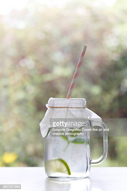 Chilled Water In Glass