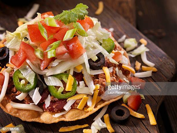 Chilli Cheese Tostada