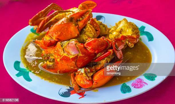 Chilli Crab, singapore cuisine
