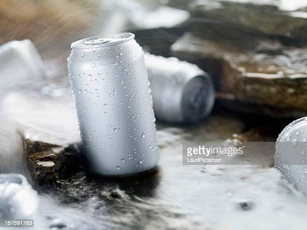 La dégustation de bière dans un ruisseau