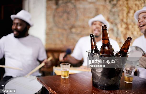 chilling with the boys - brown hat stock photos and pictures