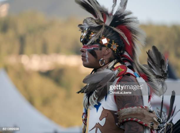 chilliwack powwow - first nations stock pictures, royalty-free photos & images