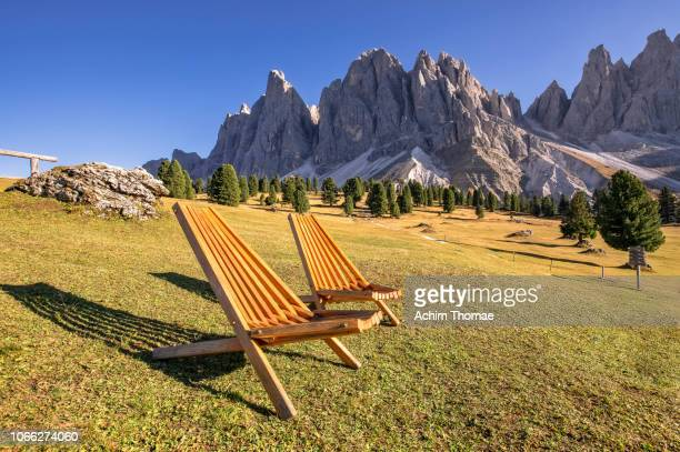 Chillout in the European Alps, Italy