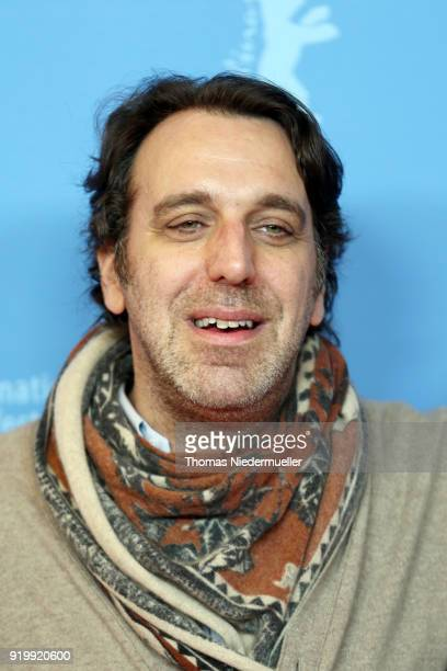 Chilly Gonzales attends the 'Shut Up and Play the Piano' premiere during the 68th Berlinale International Film Festival Berlin at Kino International...