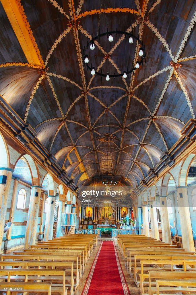 Church of Santa Maria de Loreto. : News Photo