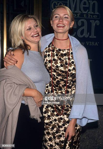 Chimene Diaz and Cameron Diaz