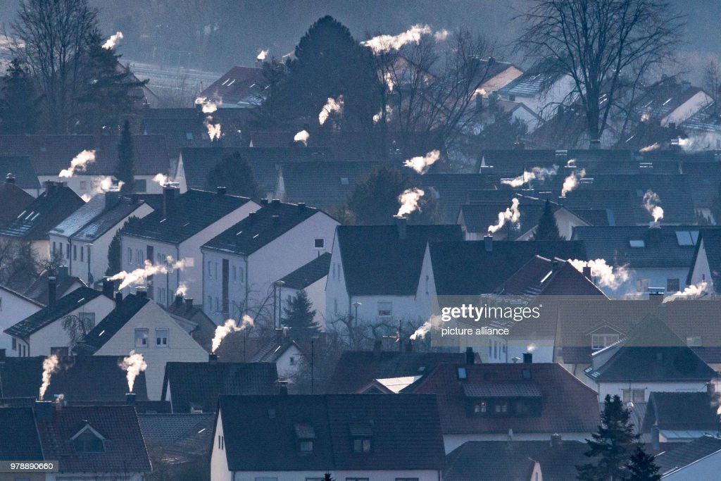 Winter in Bavaria : News Photo