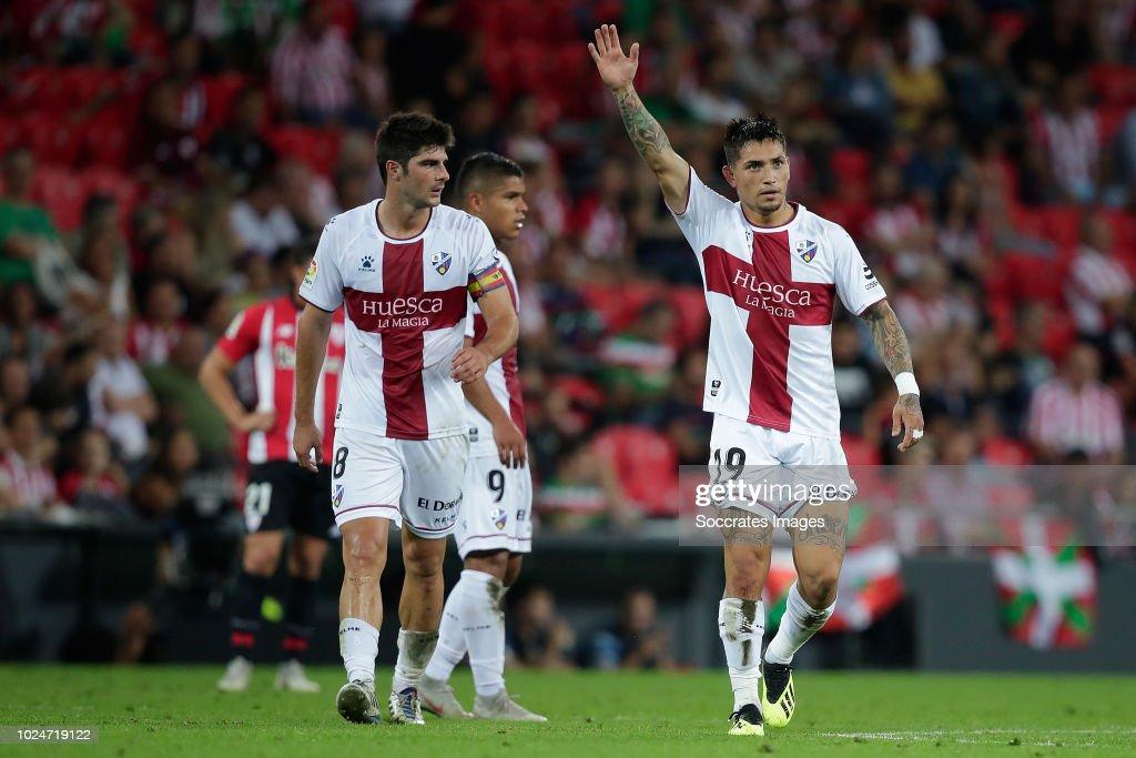 Athletic de Bilbao v SD Huesca - La Liga Santander : News Photo