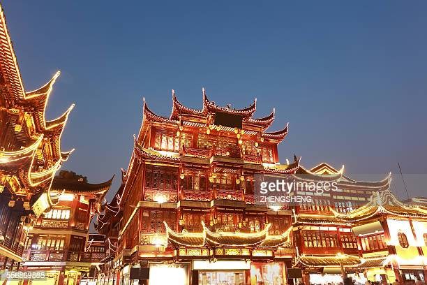 China ancient classical architectural style