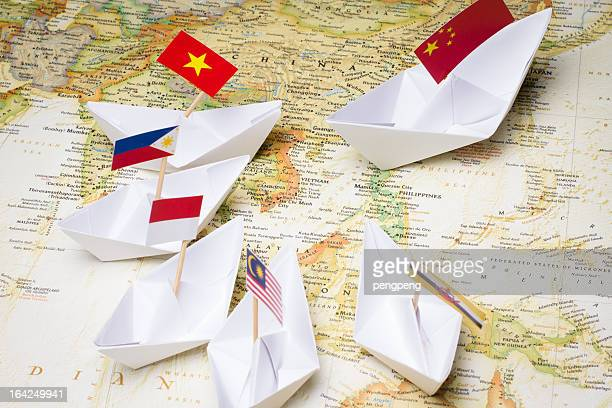 China and Southeast Asian countries