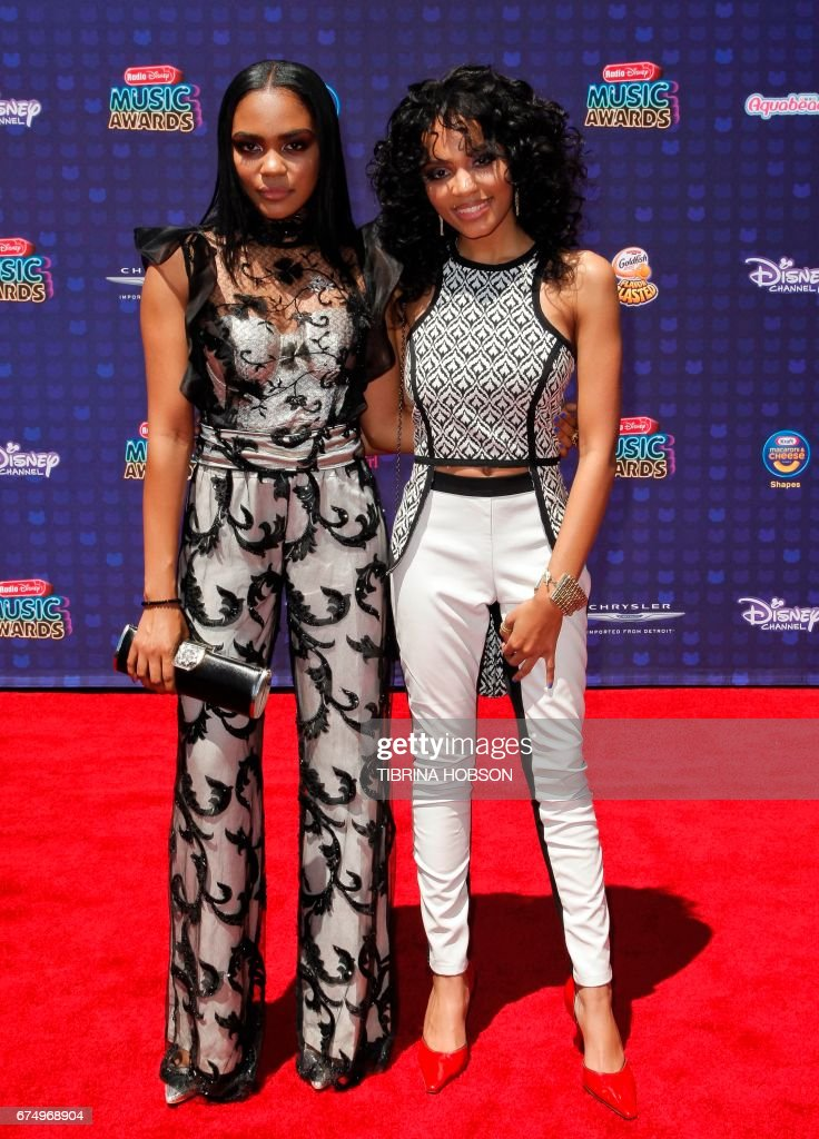 ENTERTAINMENT-US-RADIO-DISNEY-MUSIC-AWARDS : News Photo