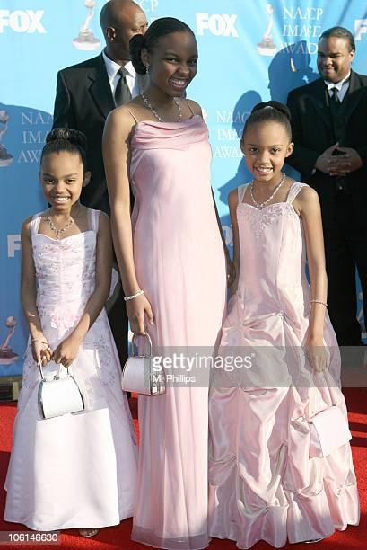 China Anne McClain Sierra Aylina McClain and Lauryn Alisa McClain