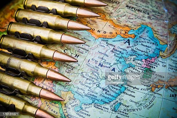 中国で戦争 - 台湾 ストックフォトと画像
