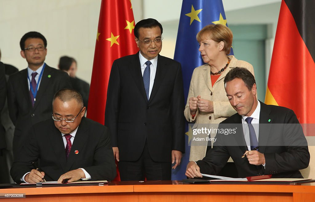 German-Chinese Government Consultations