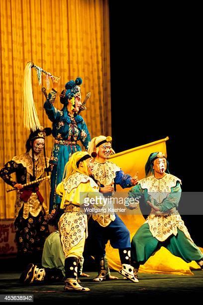 China Beijing Beijing Opera Performance