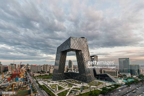China Central Television, CCTV Headquarters
