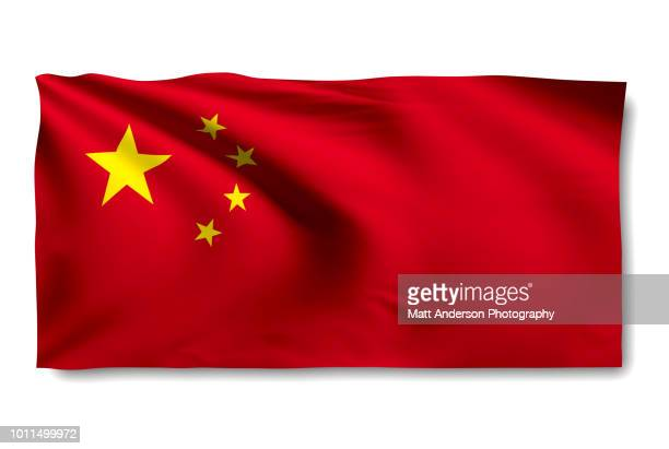 china - chinese flag - chinese flag stock pictures, royalty-free photos & images