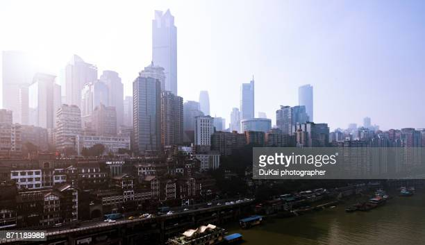 China, Chongqing, Hongyadong,