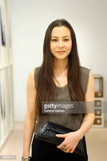 China Chow attends CLASSY by Derek Blasberg Book Launch on May 6 2010 in Beverly Hills California