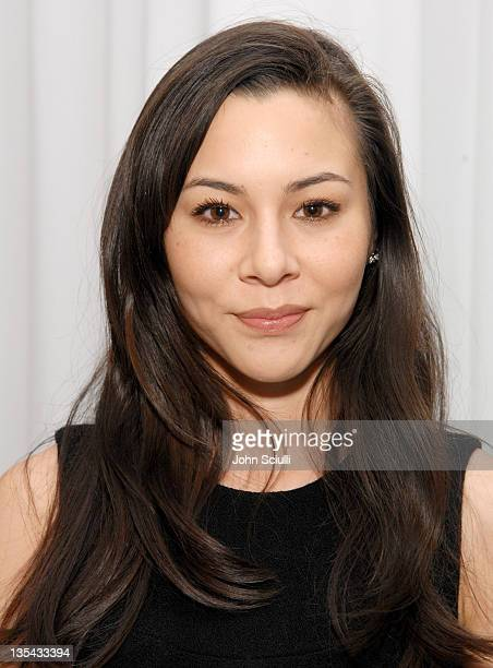 China Chow during Chanel Fine Jewelry Dinner to Celebrate Les Perles de Chanel at Private Residence in Beverly Hills California United States