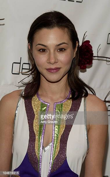China Chow during Decades Presents Live the Fantasy Kaisik Wong Retrospective at Decades in Los Angeles California United States