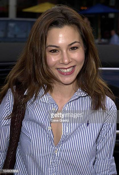 China Chow during Final Fantasy: The Spirits Within Premiere at Mann Bruin Theatre in Westwood, California, United States.