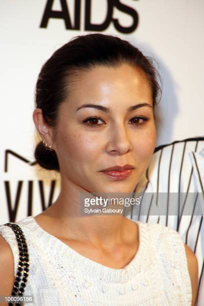 China Chow during Viva Glam Casino commemorates its 5th Anniversary at Skylight at 275 Hudson Street in New York New York United States