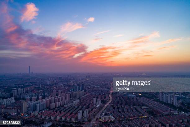 china cityscape - liyao xie stock pictures, royalty-free photos & images