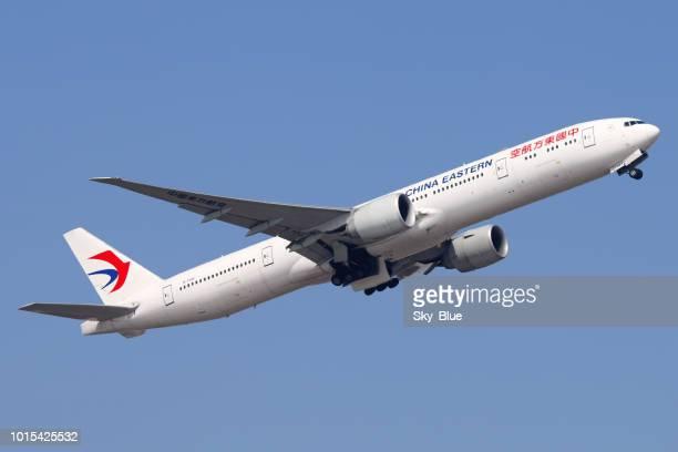 Avión de China Eastern Airlines