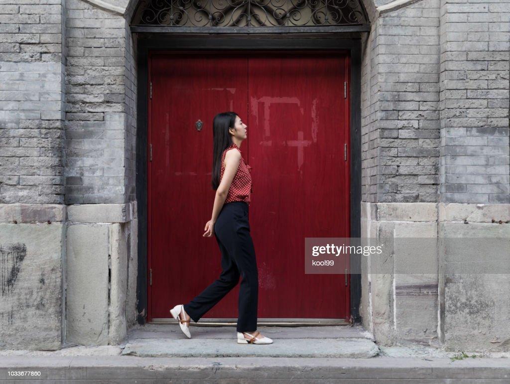 China Girl : Stock Photo