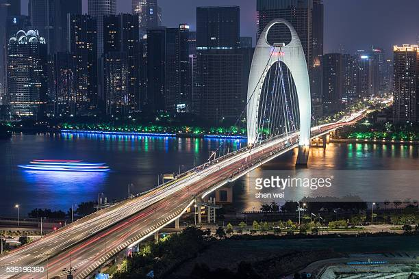 China Guangzhou Urban Landscape
