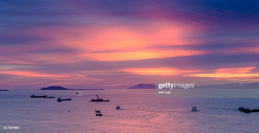 China hainan sanya : Stock Photo