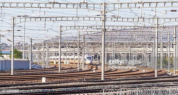 China high speed railway