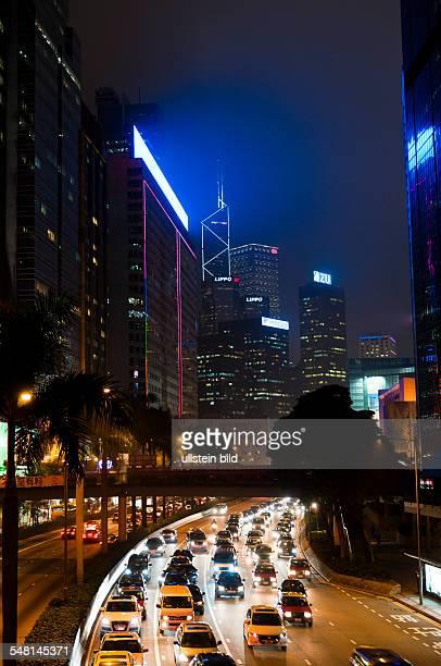 China Hongkong - traffic