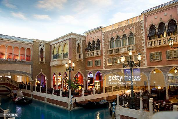 china. macau. the venetian resort and casino - the venetian macao stock photos and pictures