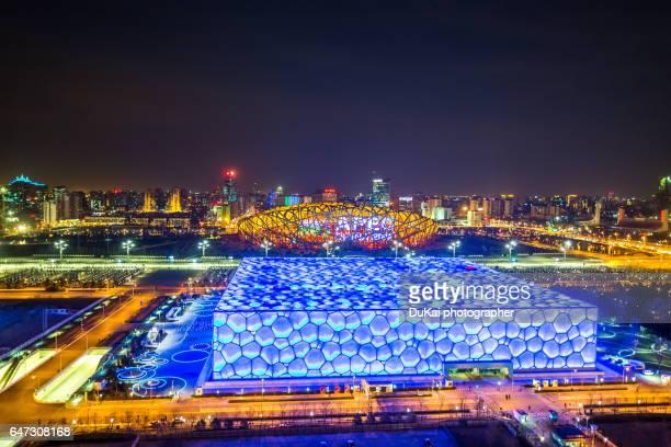 China national aquatics centre