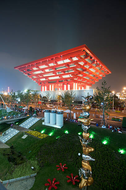 China Pavilion, Shanghai 2010 World Expo, Shanghai, China