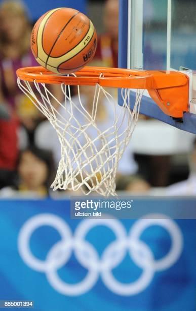 Olympische Spiele 2008 Basketball Detail
