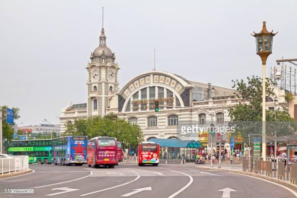 China Railway Museum in Beijing