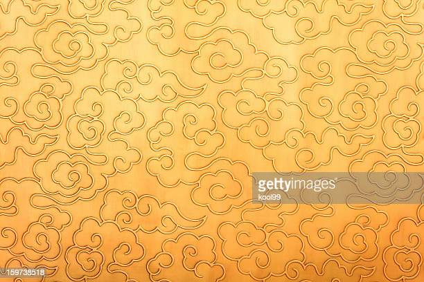 China retro style background texture