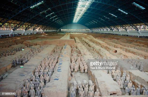China, Shaanxi, Xian, the Army of Terracotta Warriors